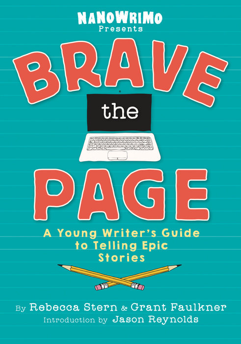 Brave the Page book cover image