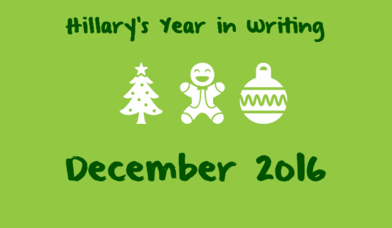 December 2015: Starting off on the right foot