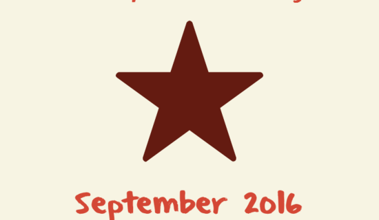 September 2016: Setbacks and set-ups