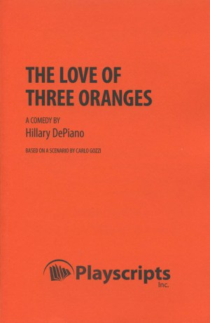 The Love of Three Oranges Playscripts cover
