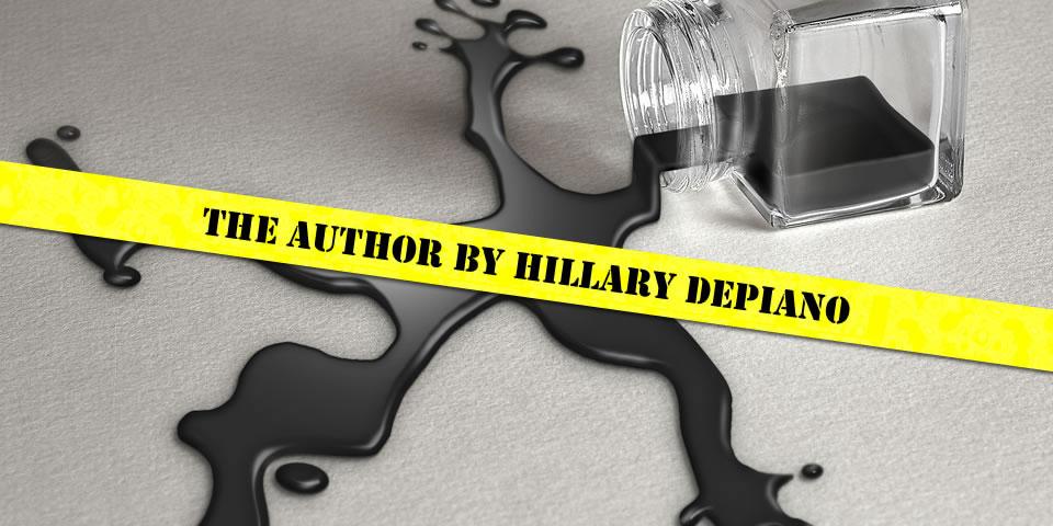 The Author: the award winning novella by Hillary DePiano
