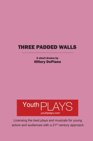 Three Padded Walls Cover