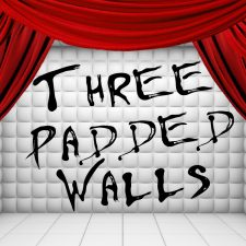 Three Padded Walls by Hillary DePiano