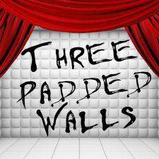 Three Padded Walls by Hillary DePiano