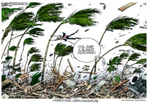Hurricane Obamanomics