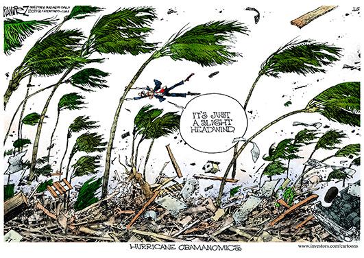 Hurricane Obamanomics
