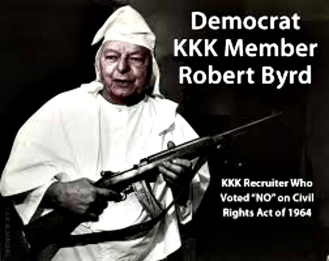 BYRD VOTES NO ON 1964 CIVIL RIGHTS ACT2