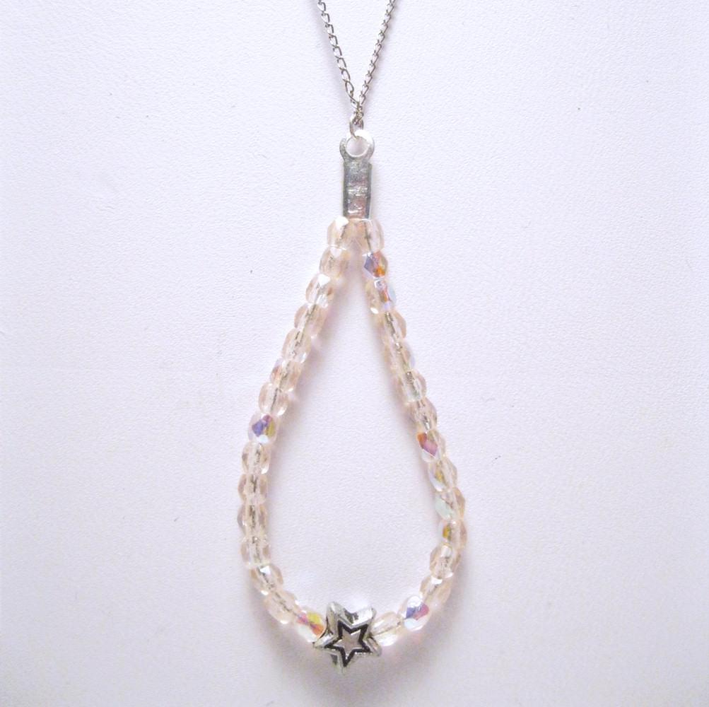 Lone Star Necklace   Hillary's Handmade