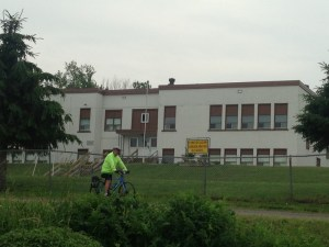 Bill's junior high school