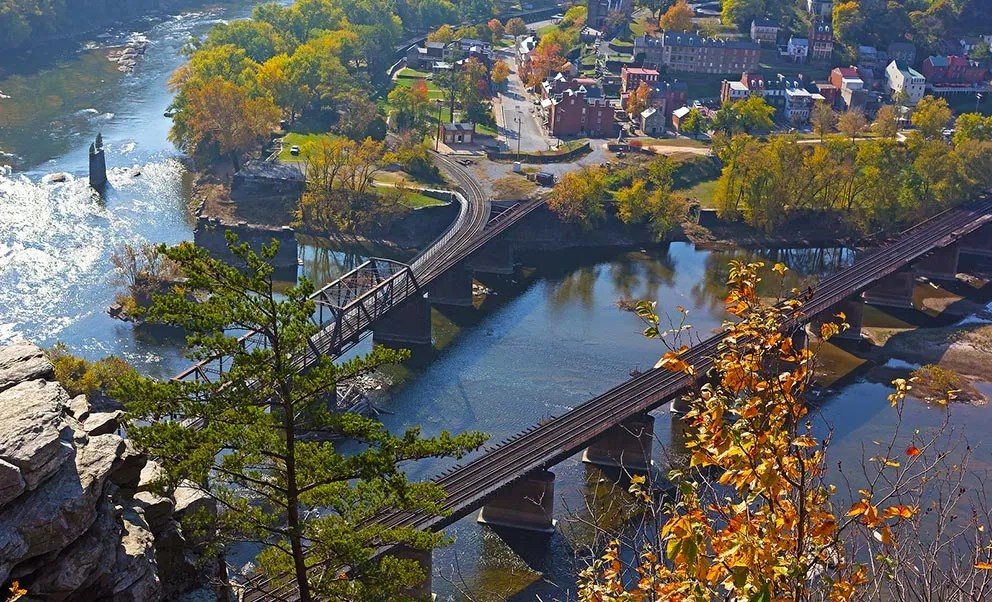 Harpers Ferry West Virginia Adventures Amp History