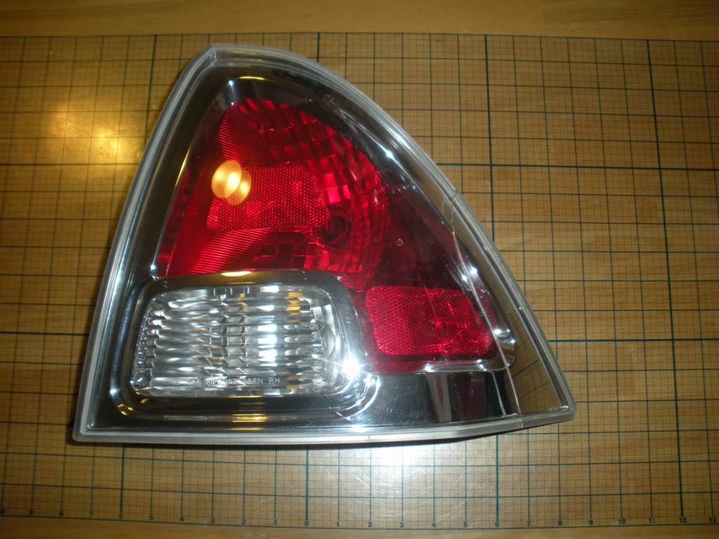2007 Ford Fusion Lights