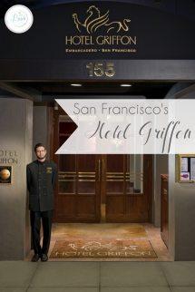 San Francisco Hotel Griffon Hill City Bride Virginia