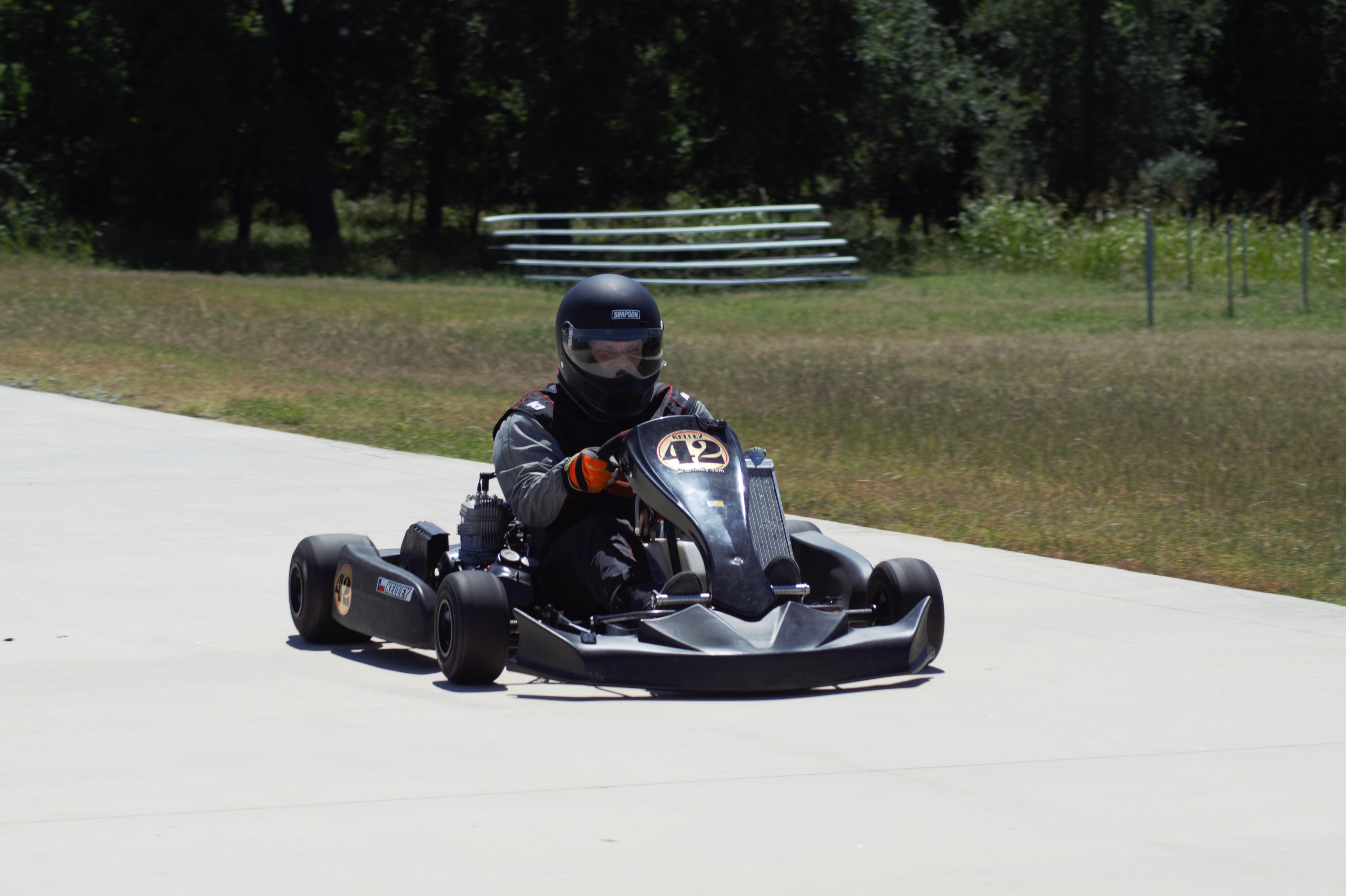 Hill Country Kart Club | Kart racing in Texas with some elevation