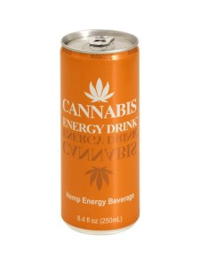 Canyon Lake cannabis energy drink