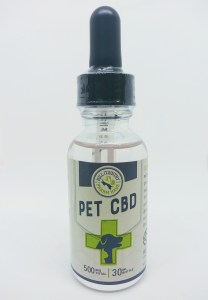 Seguin Pet CBD Oil