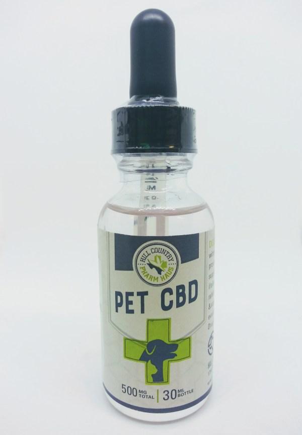 Seguin Pet CBD Oil