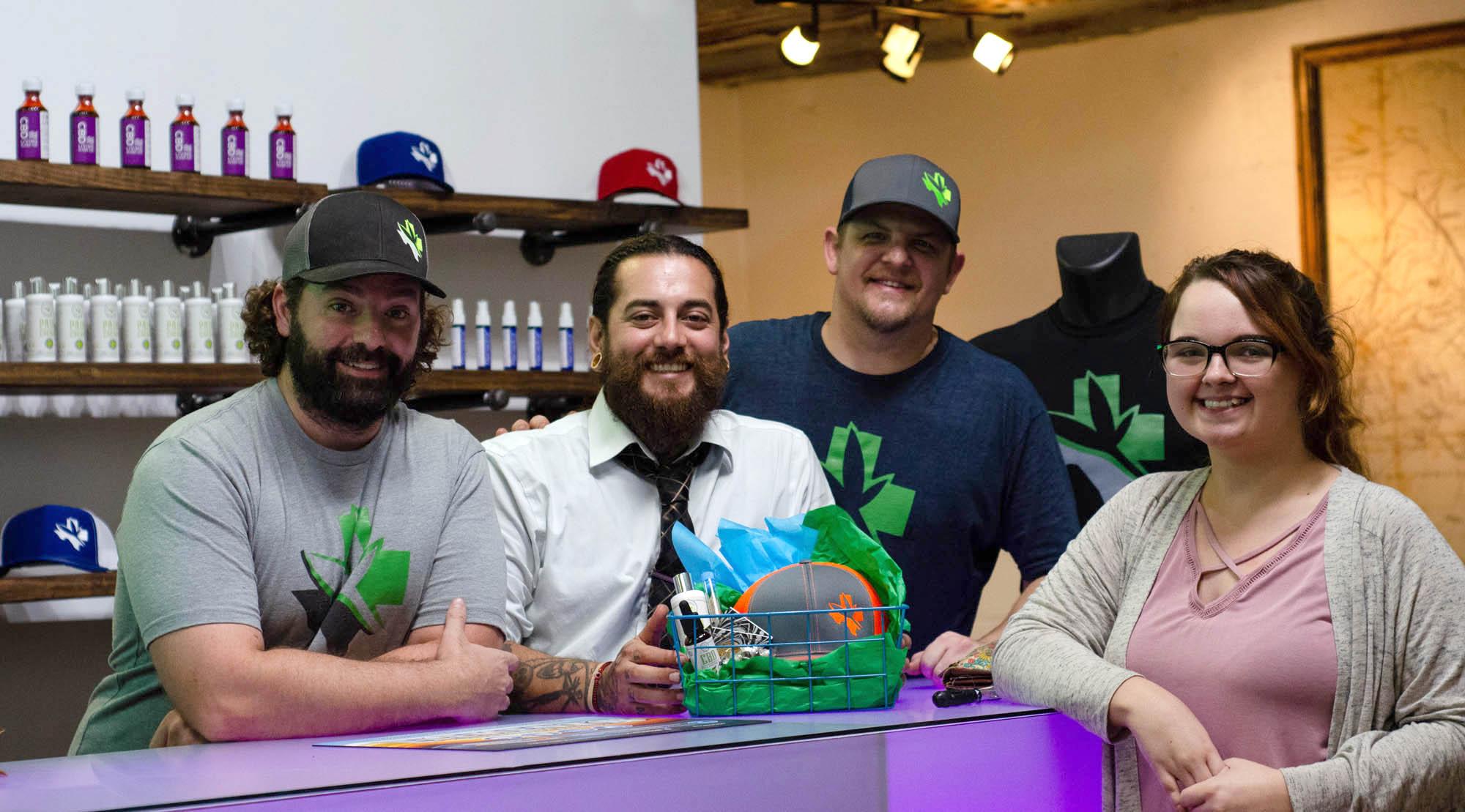 San Antonio CBD Shop | Hill Country Pharm Haus Team