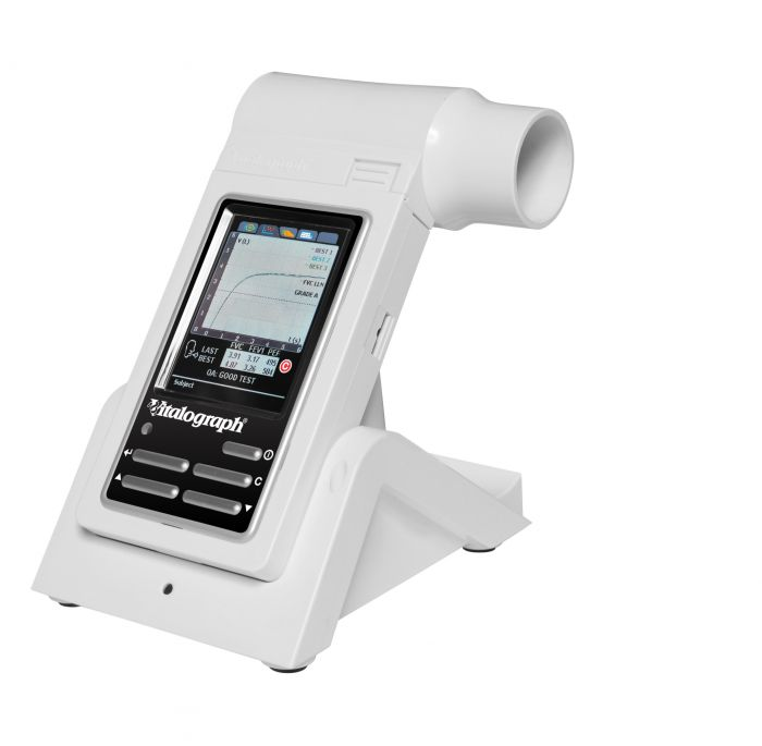 Vitalograph In2itive Handheld Spirometer with Printer - (Single) - Hillcroft Supplies