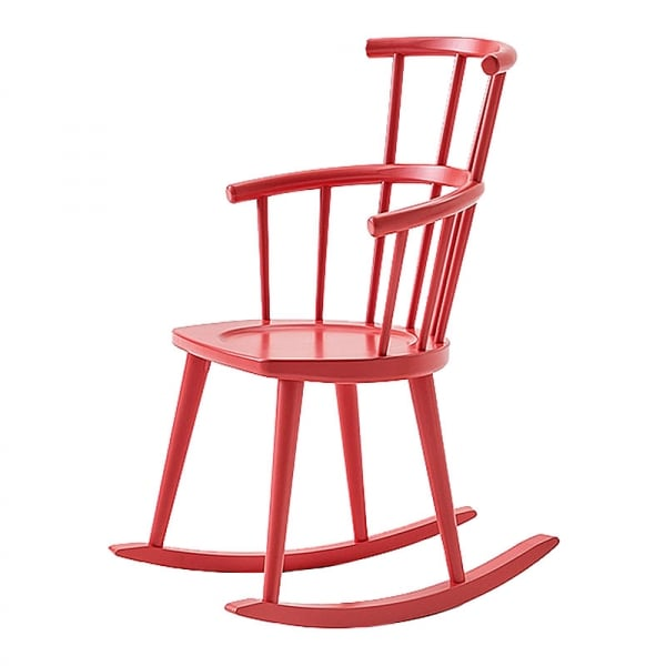 W 604 High Back Rocking Chair  Chairs from Hill Cross