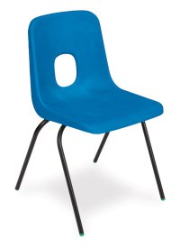 Classic Polypropylene Classroom Chair - the Series E from ...