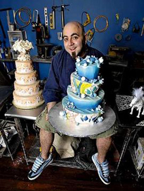 Duff Goldman On the Sweet Fringe