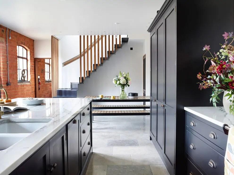 Bespoke Luxury Kitchens Galley Kitchen Design Ideas