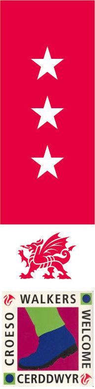 Visit Wales three star self catering