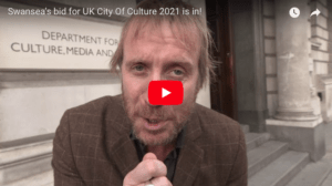 Swansea city of culture 2021 bid video 2