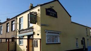 The Swansea Jack pub
