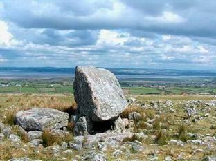 Arthurs stone Cefn Bryn Gower