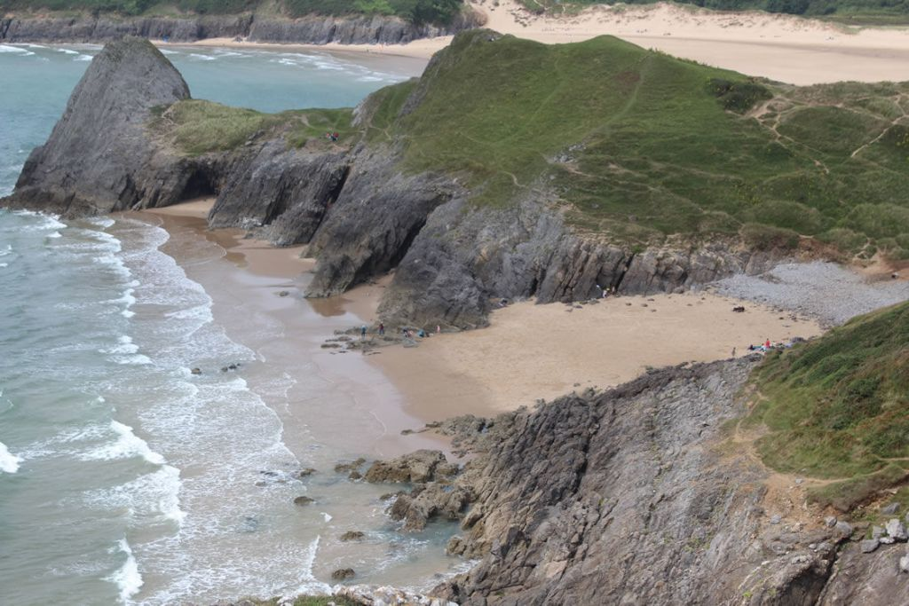 Gower Beaches - Pobbles