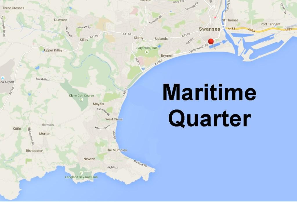 Swansea Bay - The Maritime Quarter