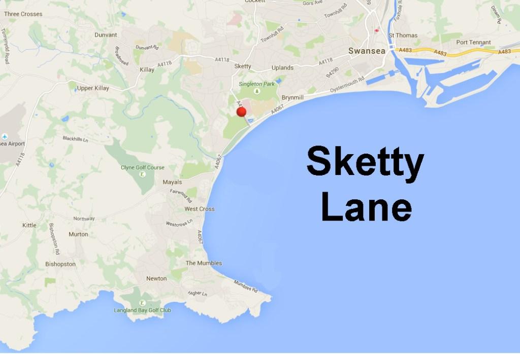 Swansea Bay - Sketty Lane