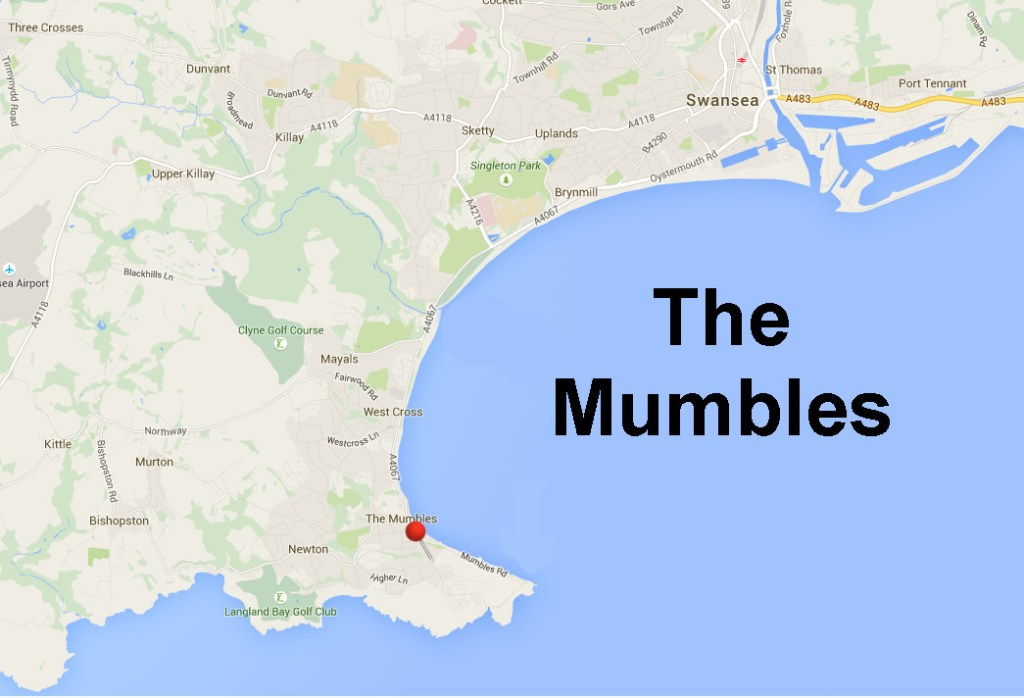 Swansea Bay - The Mumbles