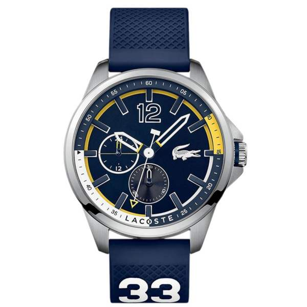 Men' Blue Rubber Capbreton Watch 2010897 - Watches