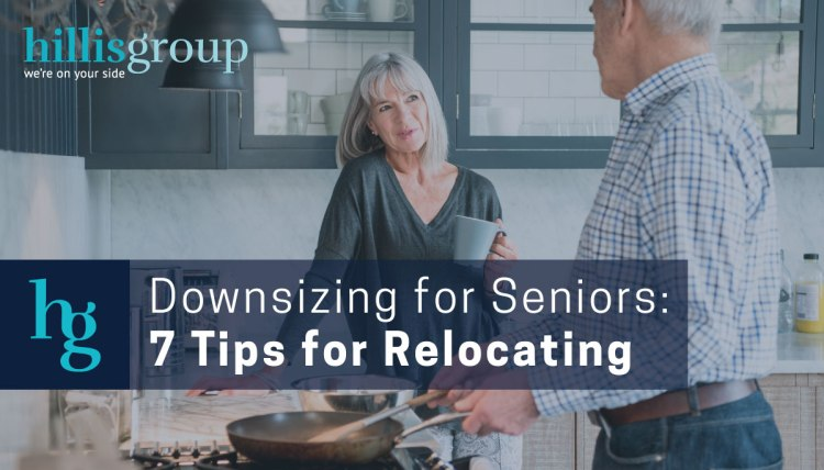 senior downsizing services and 7 tips for relocating
