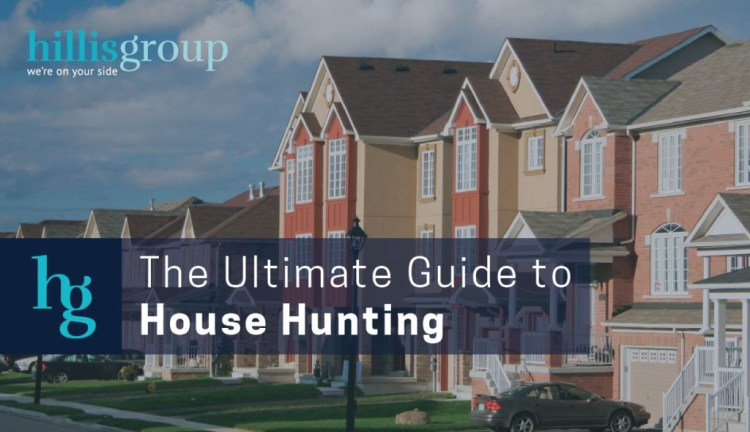 ultimate guide to house hunting