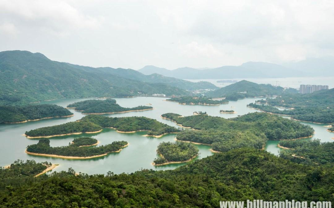 大欖涌水塘3 (千島湖清景台)