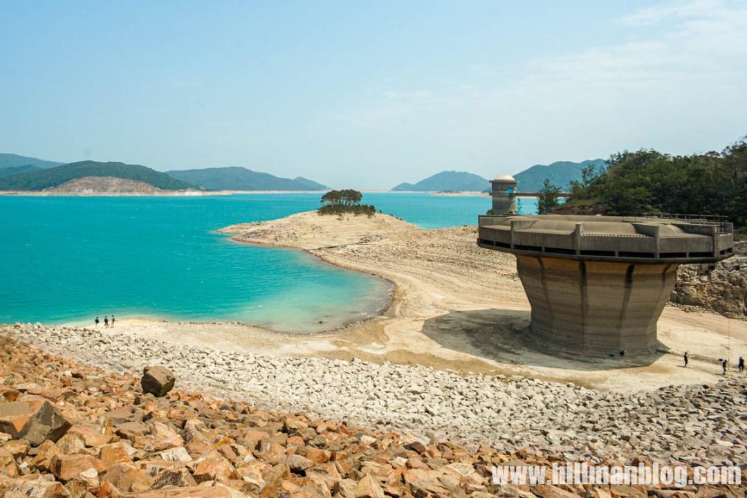萬宜水庫西壩 (起子灣   -   上窰)