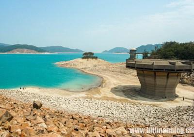 萬宜水庫西壩  (起子灣 – 上窰)
