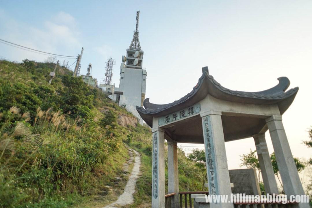 香港三尖‧青山