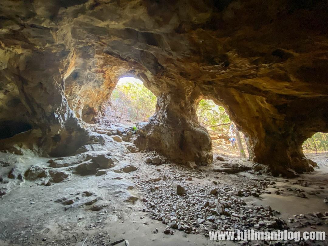蓮麻坑礦洞.紅花嶺