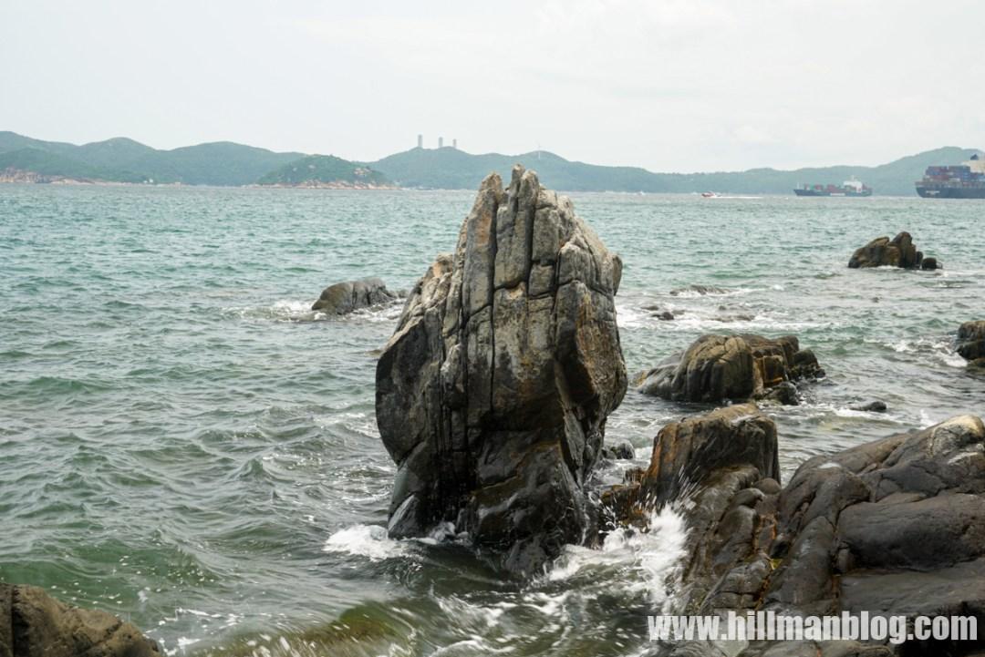 玉桂山 2 (女鬼手岩)