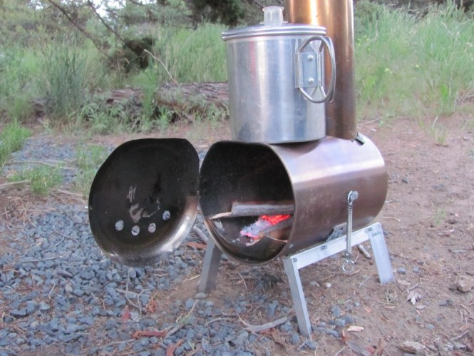 Diy Backpacking Stove An Ultralight Vortex Burner Part 1 Background And Theory Light