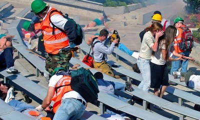 Disaster Relief Security Los Angeles