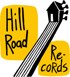 Hillroad Records logo groot