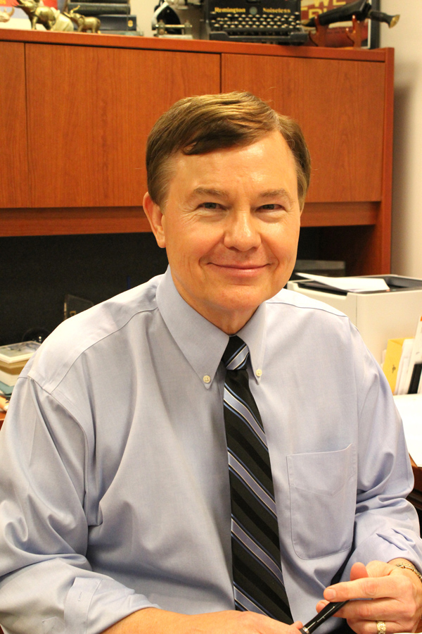Steve Kelly, CEO of Newton Medical Center