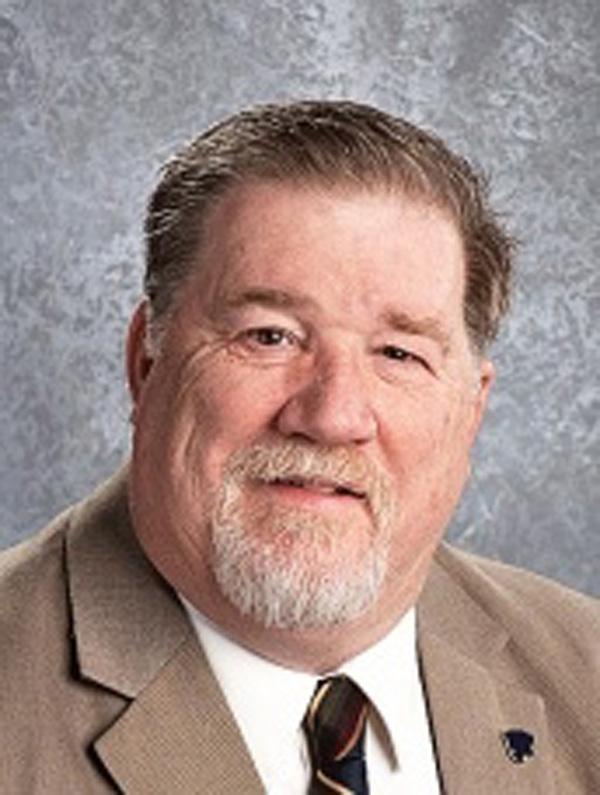 Superintendent Ron Traxson