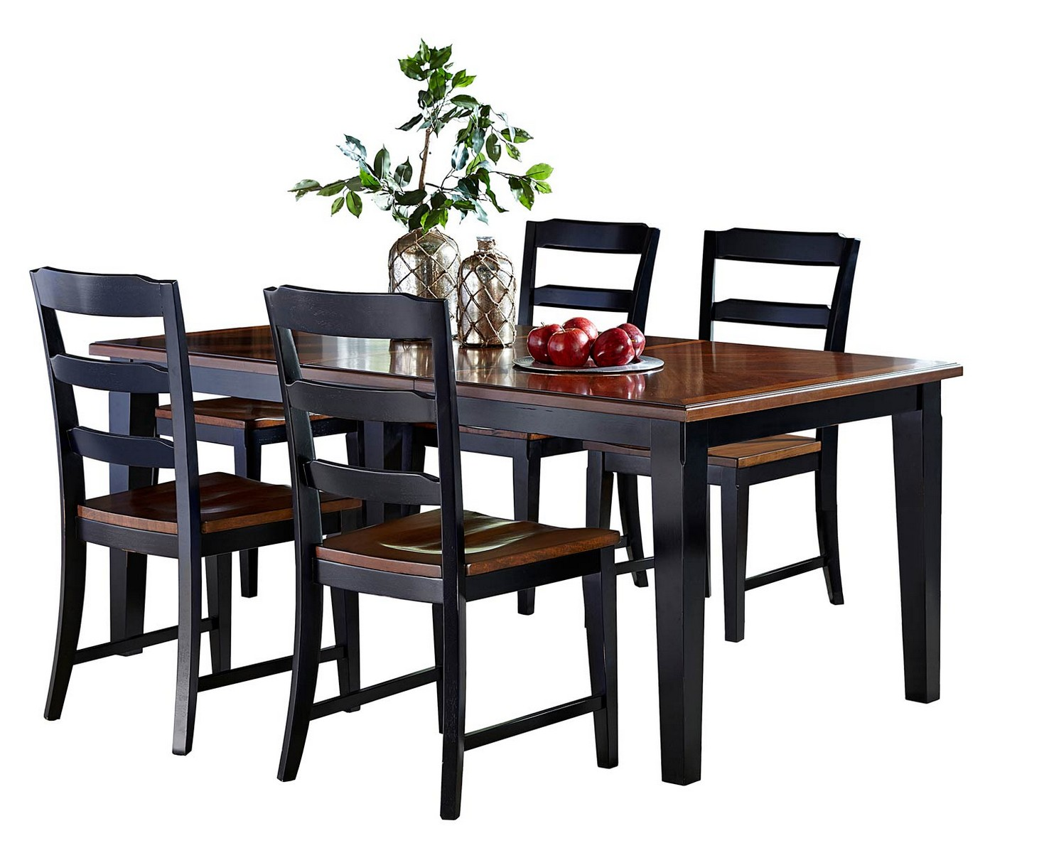 chair images hd cream covers dining room hillsdale avalon 5 pc set black cherry 5505dtbc