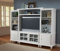 Hillsdale Grand Bay Small Entertainment Wall Unit